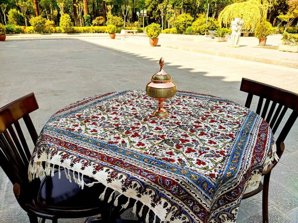 چرا اصفهان را مهد قلمکاری می نامند ، اصفهان مهد قلمکاری